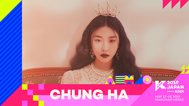 CHUNG-HA